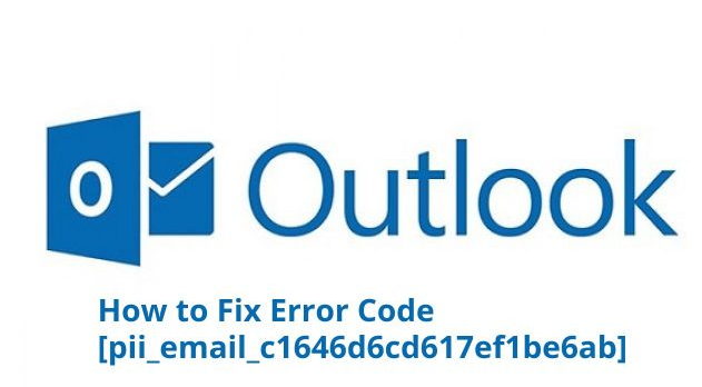 Fix [pii_email_c1646d6cd617ef1be6ab] Error Easily