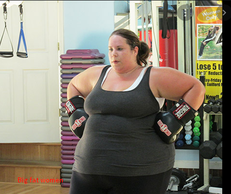 Big fat women