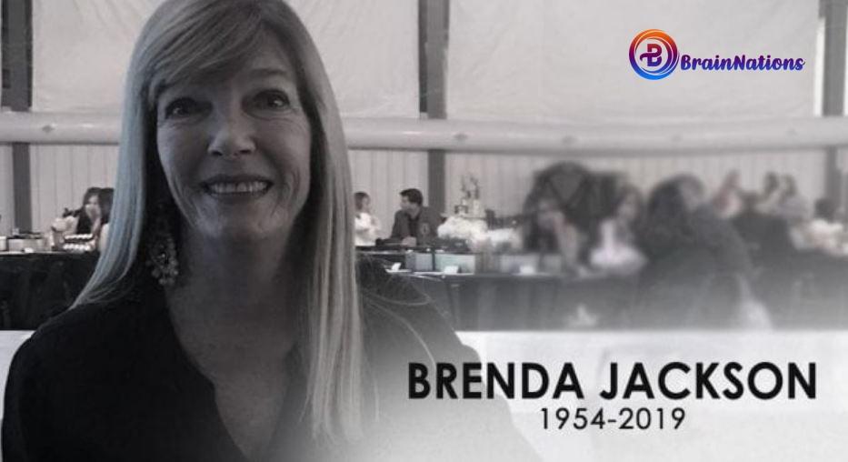 Brenda Lorraine Jackson
