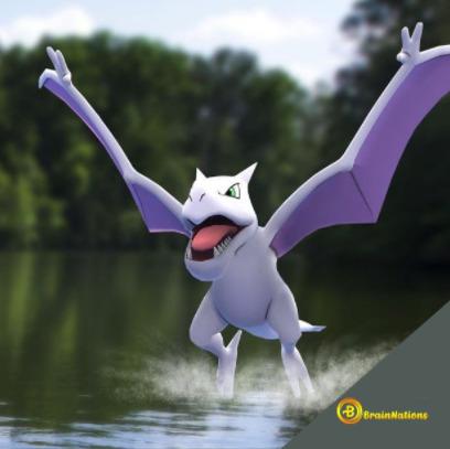 How to get aerodactyl in pokemon go?