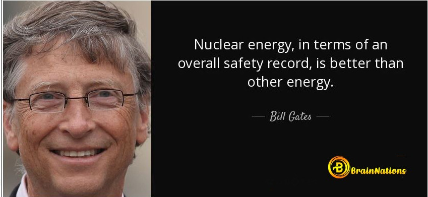 quotes about nuclear energy