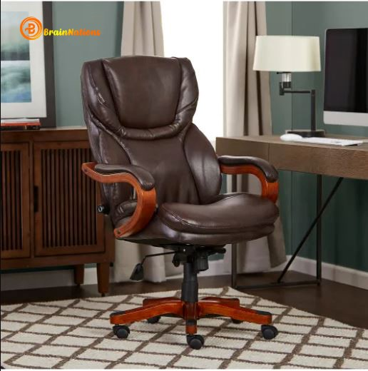 Serta big & tall commercial office chair