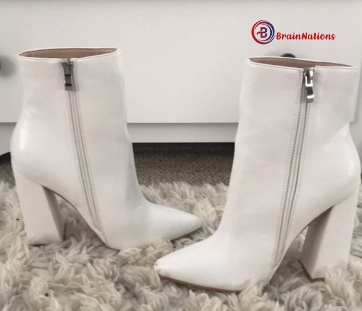 Croc boots