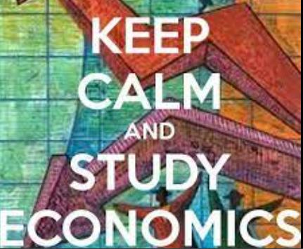 Economics helps