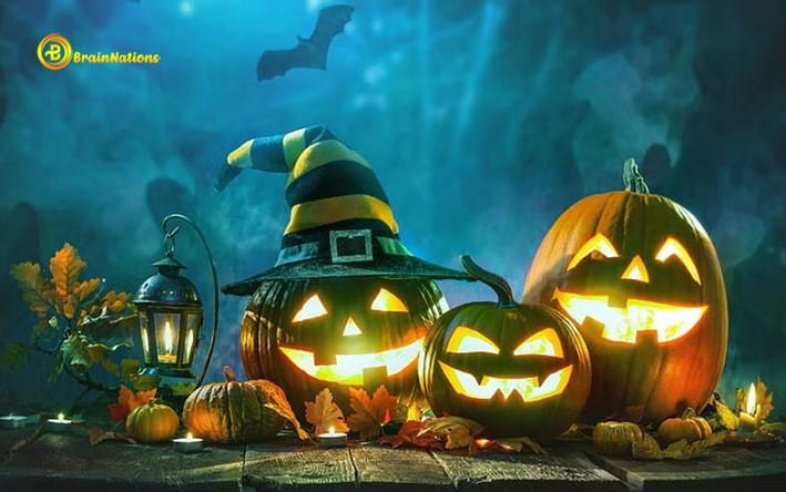 Halloween aesthetic