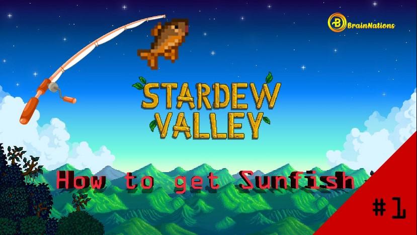 Sunfish stardew valley