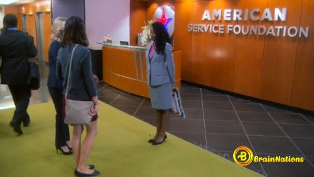 american service foundation
