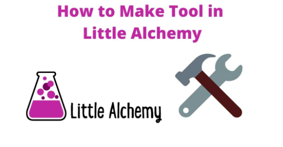 how to make a tool in little alchemy?