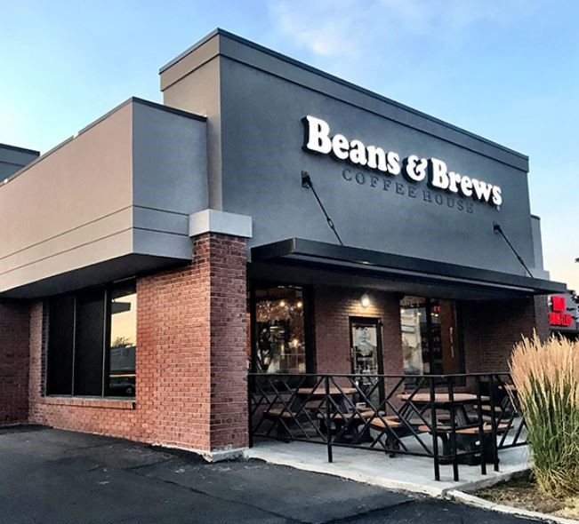 Beans and brew