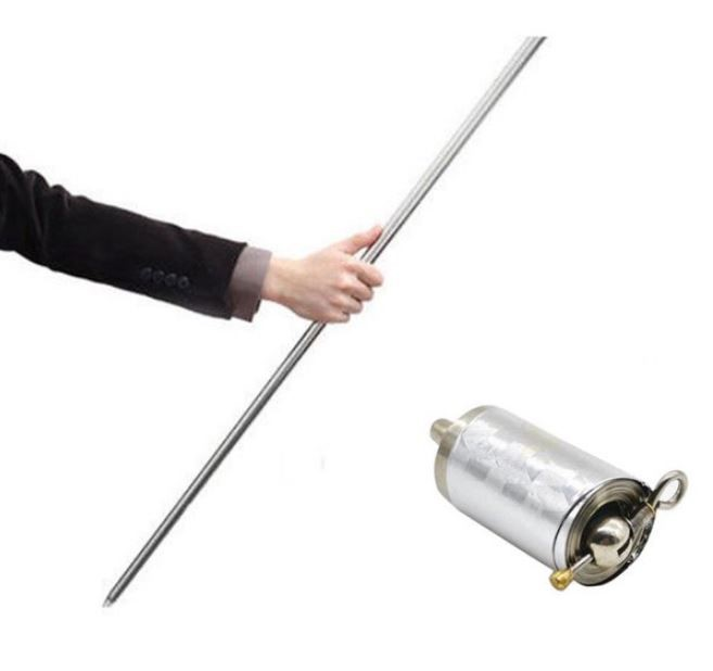 Pocket staff